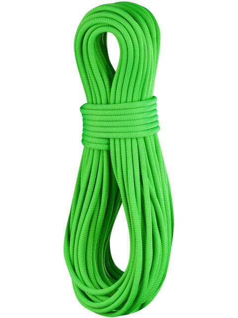 Edelrid Canary Pro Dry Rope 8,6mm 70m neon-green
